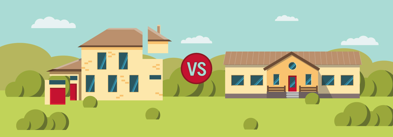 Modular vs manufactured homes know the difference - Manufactured vs mobile home ...